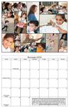 2010 November Calendar