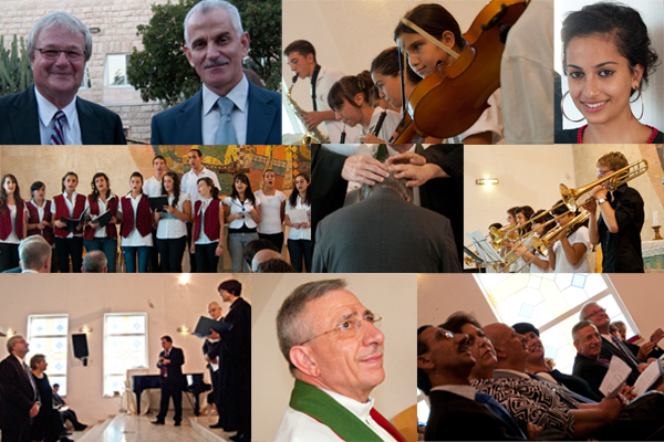 Pictures from the Installation of Rolf Lindemann as Principal of Talitha Kumi School