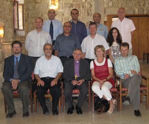 ACT Alliance - Palestine Forum with Bishop Dr. Munib A. Younan