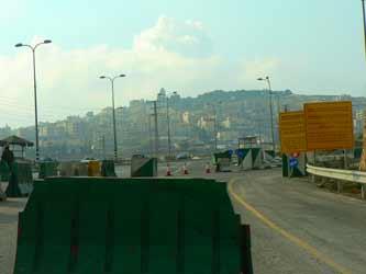 Israeli Only Roads