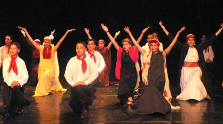 2006 Ramallah Dancers