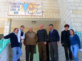 2007 ELCA Visit