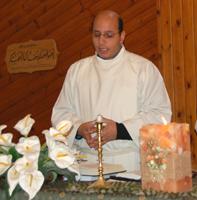 Rev. Imad Haddad