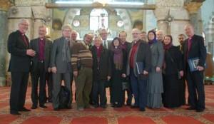 2010 Norwegian Bishops Delegation