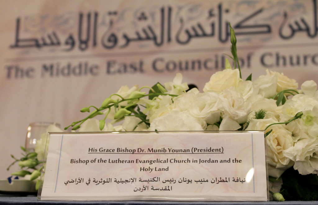 Middle East Council of Churches 2016