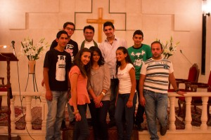 Amman's Youth Group