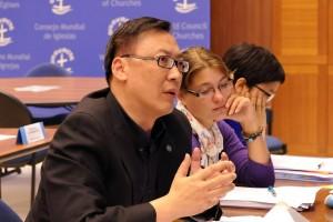 LWF Council member Philip Lok, Lutheran Church in Malaysia and Singapore. Photo: LWF/H. Putsman-Penet